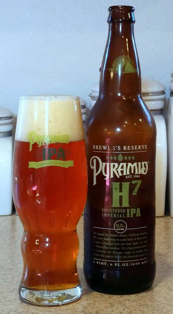 Pyramid Brewing H7 Imperial IPA