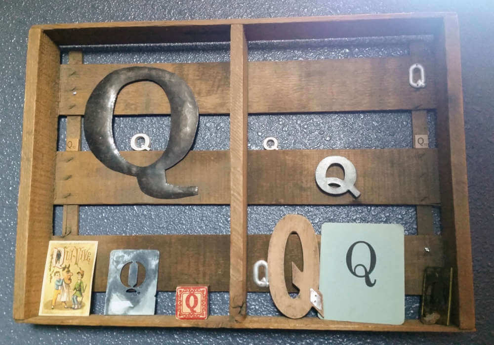 """Quirk Brewing """"Q""""s"""