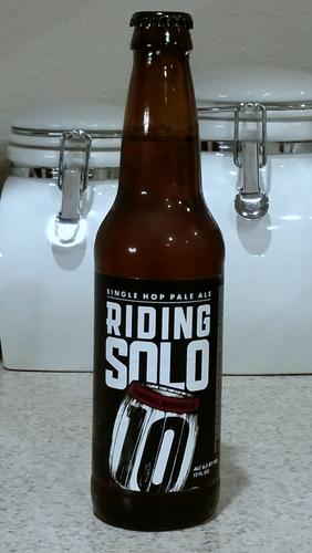 Received: 10 Barrel Brewing Riding Solo
