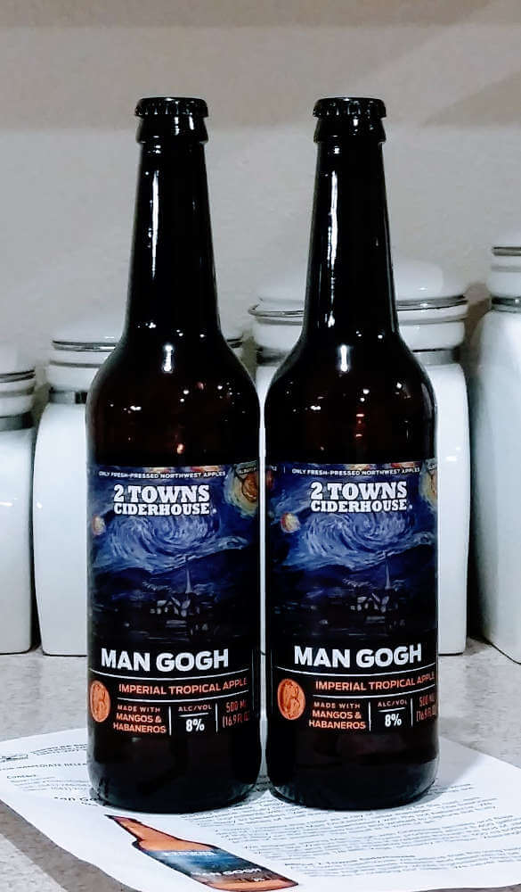 Received: 2 Towns Man Gogh Impeiral Cider