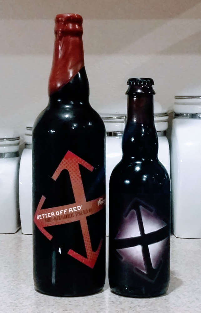 Received: Crux Better Off Red and Shadow Chaser