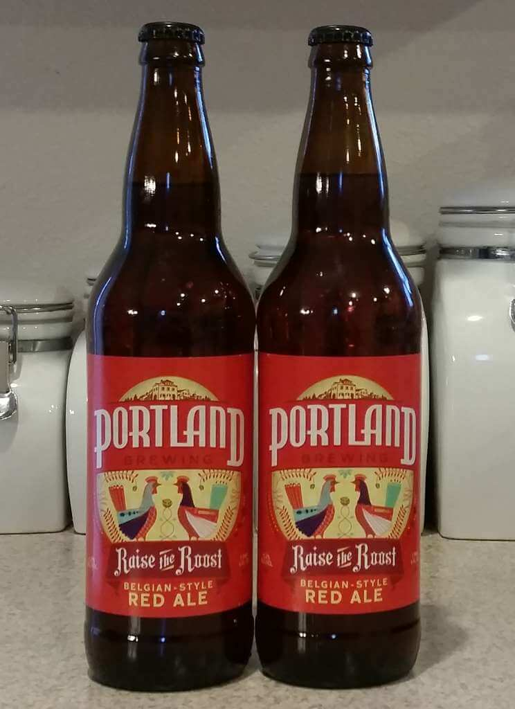 Received: Portland Brewing Raise the Roost