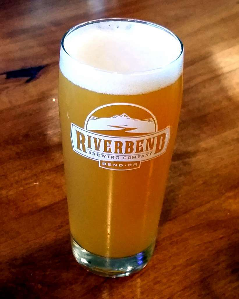 RiverBend Brewing Milkshake IPA