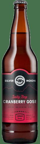 Silver Moon Salty Bog Cranberry Gose
