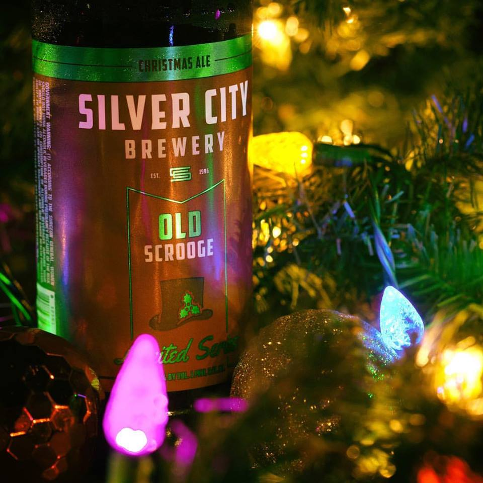 Silver City Old Scrooge Christmas Ale