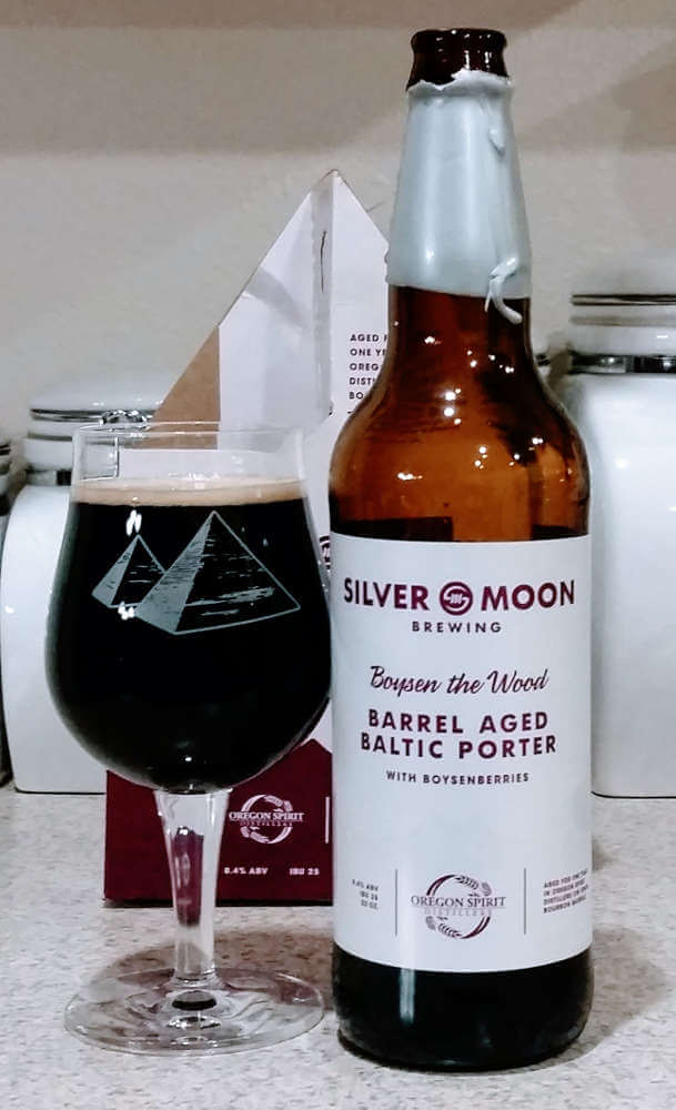 Silver Moon Boysen the Wood