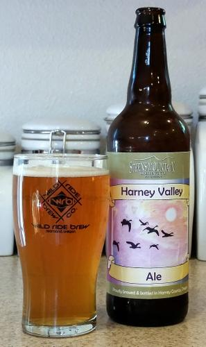 Steens Mountain Harney Valley Ale
