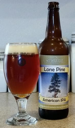 Steens Mountain Lone Pine IPA