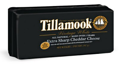 Tillamook Vintage White Extra Sharp Cheddar