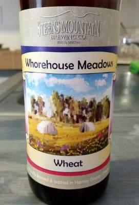 Steens Mountain Whorehouse Meadows Wheat