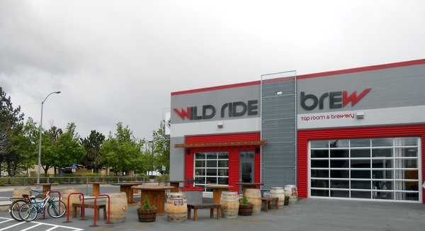 Wild Ride Brewing, Redmond