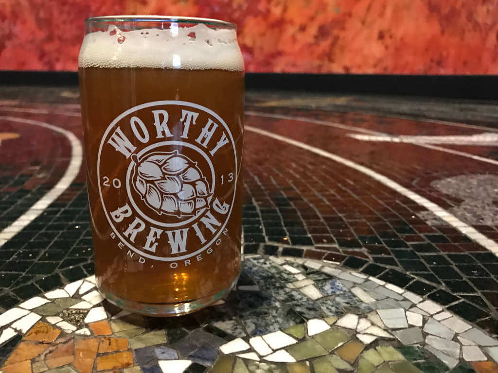 Worthy Brewing StrataSphere IPA
