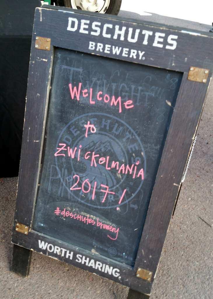 Zwickelmania 2017