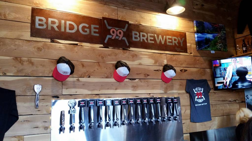 Zwickelmania 2016: Bridge 99 Brewery