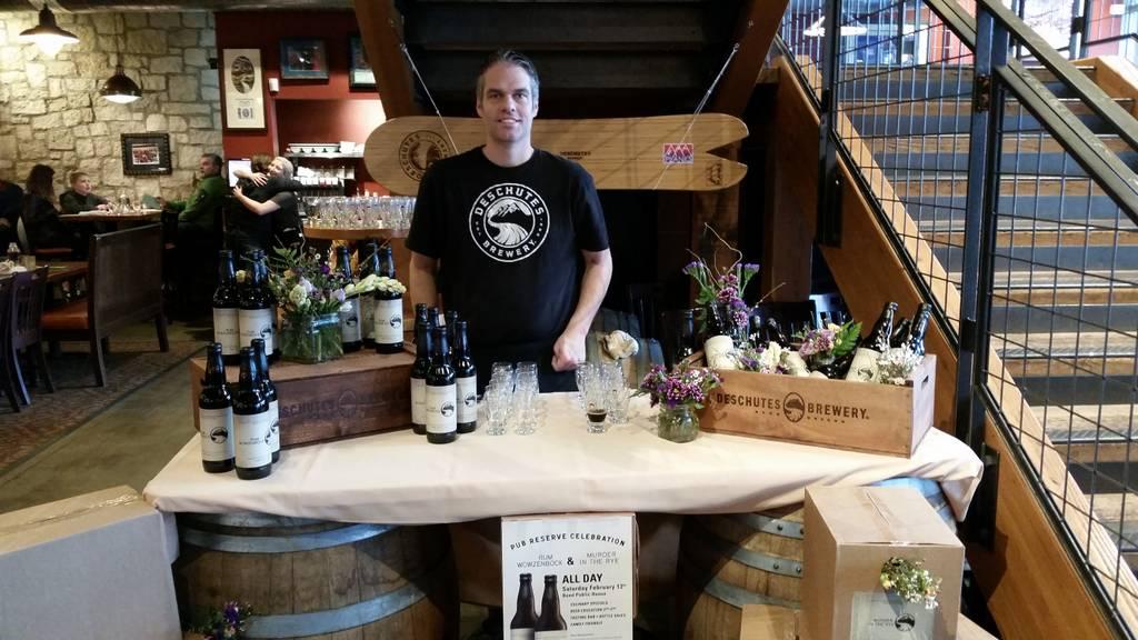 Zwickelmania 2016: Deschutes Brewery