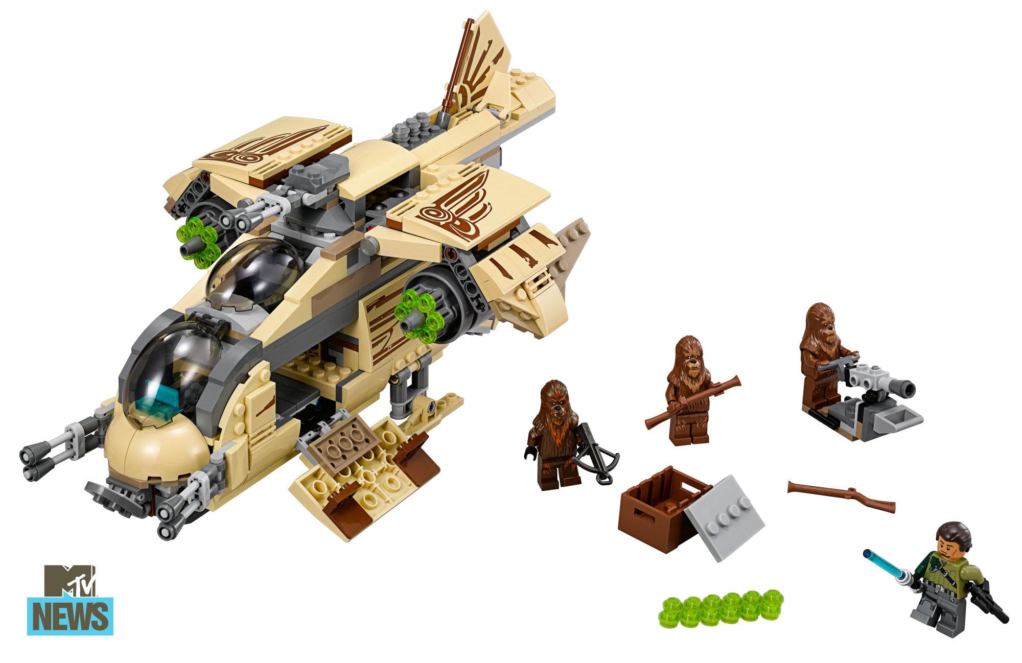 Lego Star Wars Rumored Set List