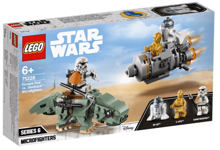 Lego Star Wars 2019 Set Images The Brick Fan