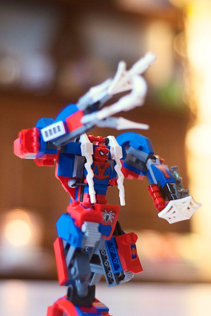 Lego Spider Man Mech