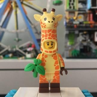 LEGO Giraffe Guy Minifigure