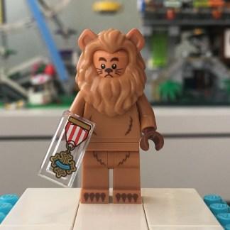 LEGO Minifigure Cowardly Lion