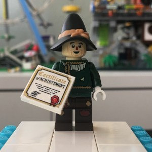 LEGO Scarecrow Minifigure