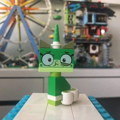 Lego Queasy Unikitty