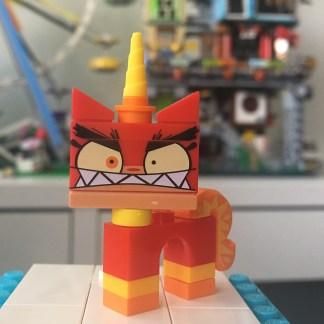 LEGO Angry Unikitty