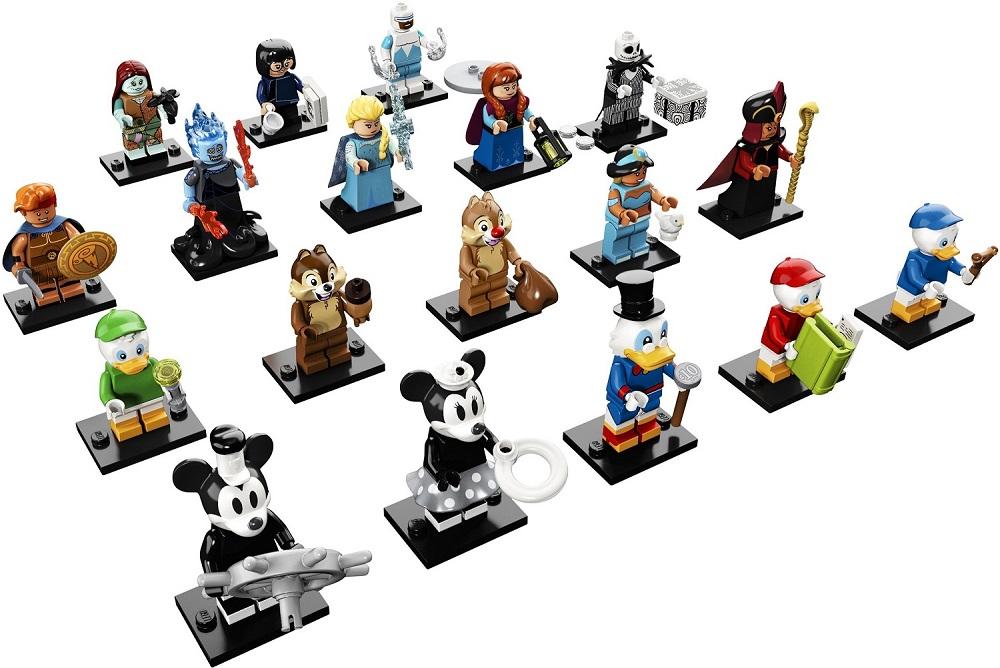 LEGO Minifigures Edna Mode Incredibles DISNEY SERIES 2 71024 PRE ORDER COMPLETE Baukästen & Konstruktion LEGO Bau- & Konstruktionsspielzeug