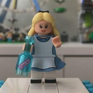 LEGO Disney Series 1 Alice in Wonderland Minifigure