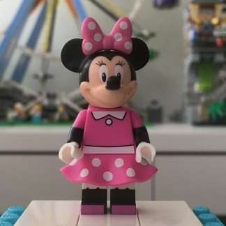 LEGO Disney Series 1 Minnie Mouse Minifigure