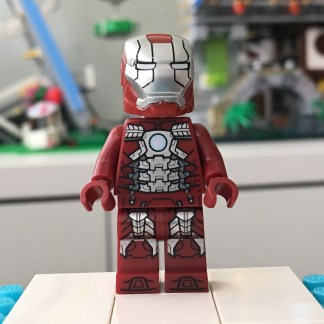 LEGO Iron Man MK V Minifigure