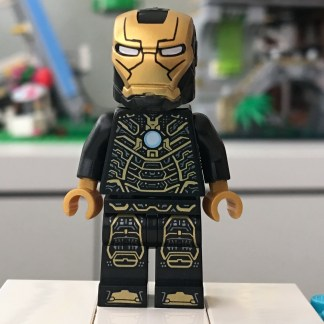 LEGO Iron Man MK 41 Minifigure