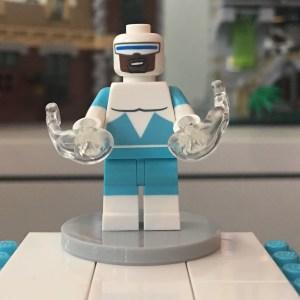 Lego Frozone Minifigure