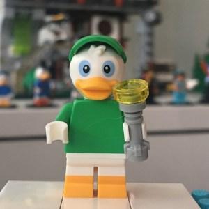 Louie LEGO Minifigure