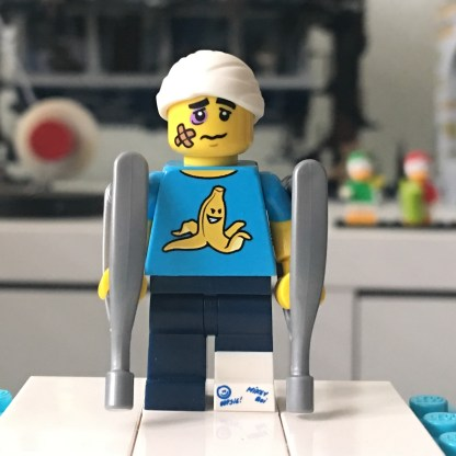 Clumsy Guy Minifigure