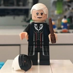LEGO Percival Graves Minifigure