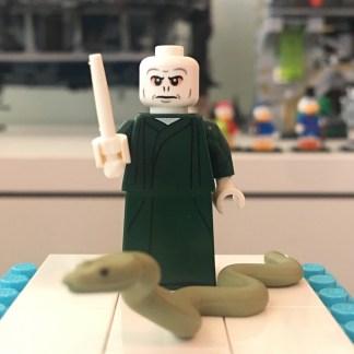 LEGO Lord Voldemort Minifigure