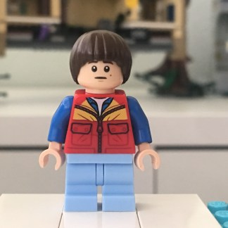 LEGO Will Byers Minifigure