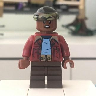 LEGO Lucas Sinclair Minifigure