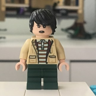 LEGO Mike Wheeler Minifigure