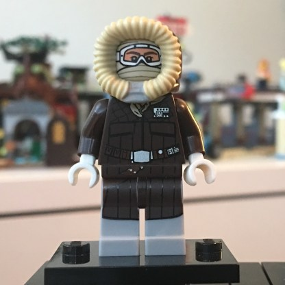 LEGO Star Wars Han Solo (Hoth) Polybag Minifigure