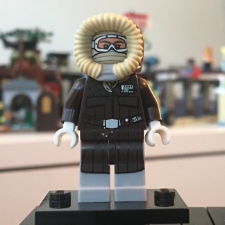 LEGO Star Wars Han Solo (Hoth) Polybag Minifigure