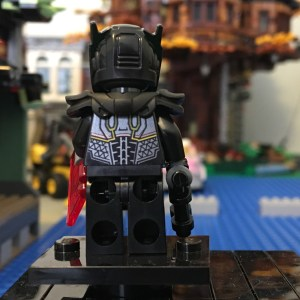 Intergalactic Bounty Hunter Minifigure