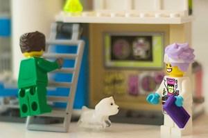 LEGO 70418 JB Ghost Lab Hidden Side 113