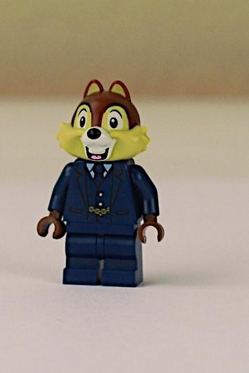 LEGO 71044 Disney Train and Station Chip Minifigure