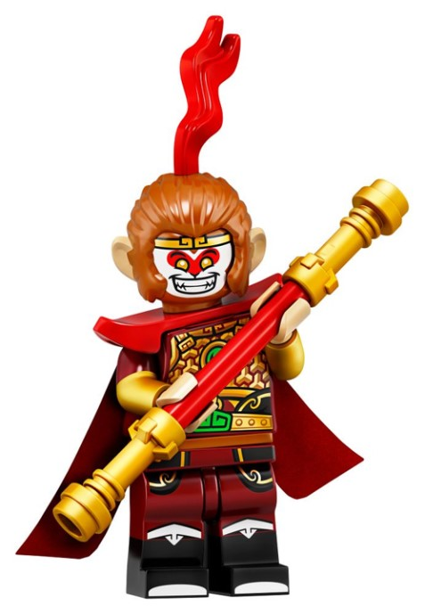 LEGO Series 19 Monkey King Minifigure