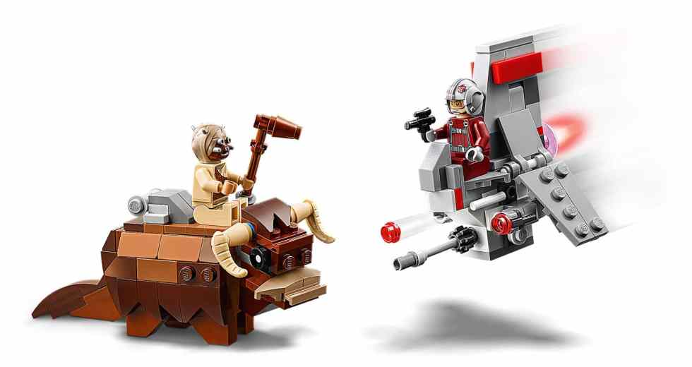 LEGO 75265 Star Wars T-16 Skyhopper Vs. Bantha Microfighter Price