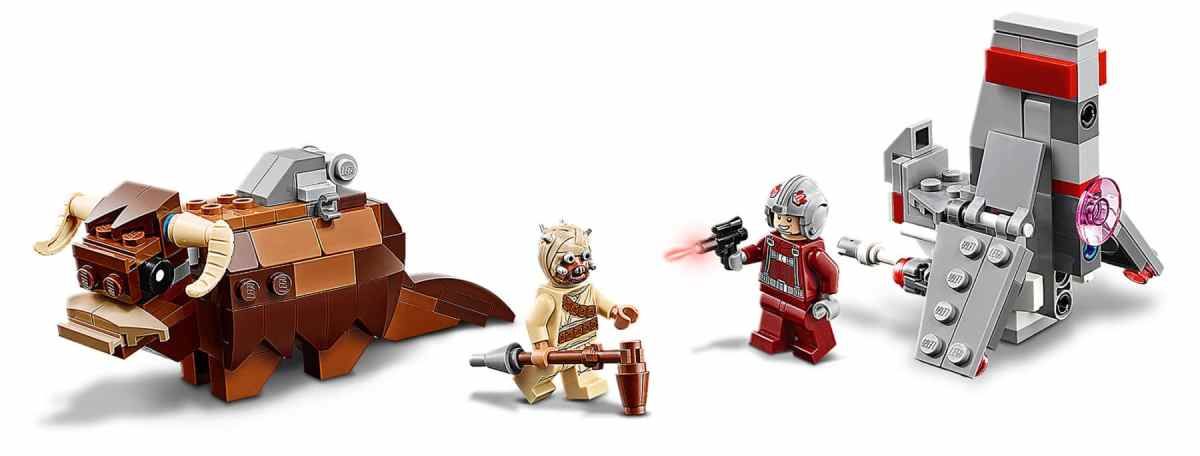 Lego Star Wars 2020 Lot of 2 Tusken Raider Minifigures 75265 75270 NEW