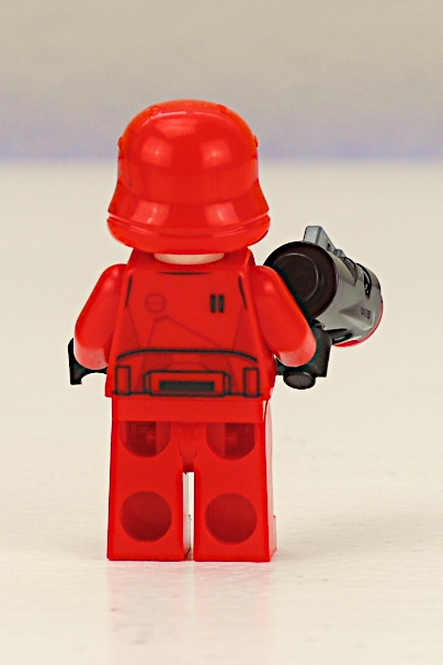 LEGO 75266 Sith Troopers Battle Pack Sith Trooper Minifigure with Stud Shooter Back
