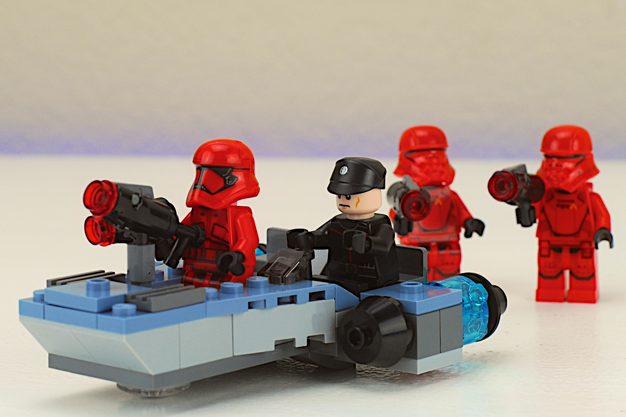 LEGO 75266 Sith Troopers Battle Pack Images